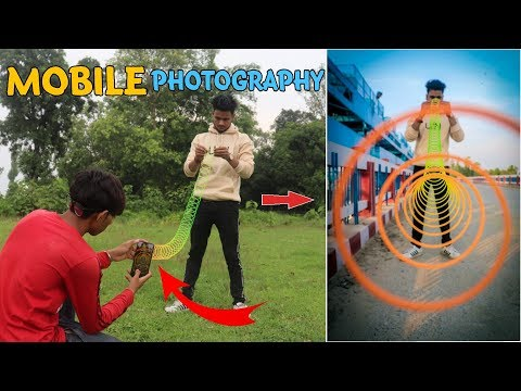 5 CRAZY MOBILE PHOTOGRAPHY Tips To Make Your Instagram Photos Viral (In Hindi)