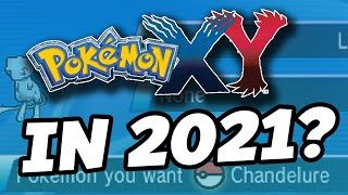 Pokemon X and Y Online in 2021....