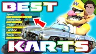 BEST Karts for RACING!! - Mario Kart 8 Deluxe