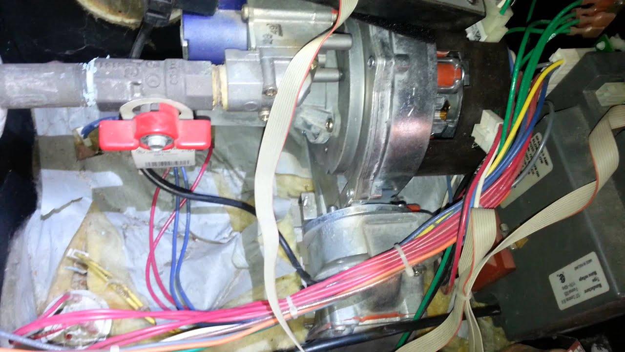 Munkin Boiler Repair - YouTube