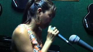 Lovers Live Longer - Cover by Cristina S. Valadares with Anar Band in Timor-Leste Studio
