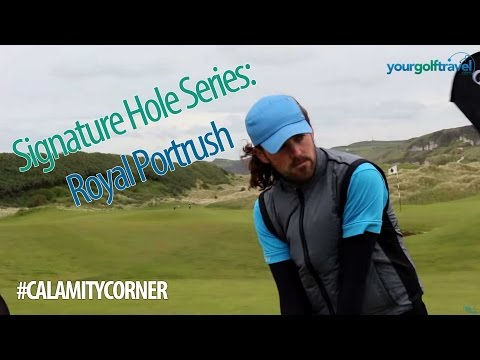 Royal Portrush - 14th Hole - Signature Hole Series with Your Golf Travel