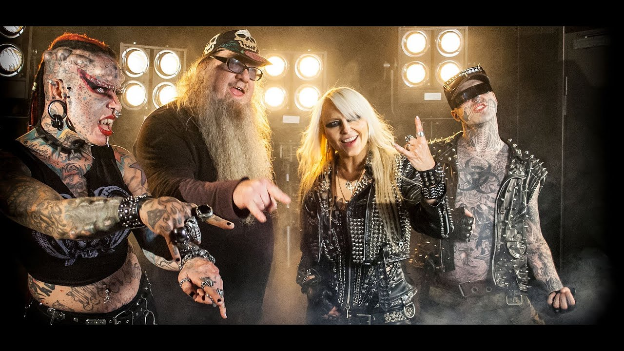 DORO - Wildstyle´s Tattooed Angels (Official Video) #1