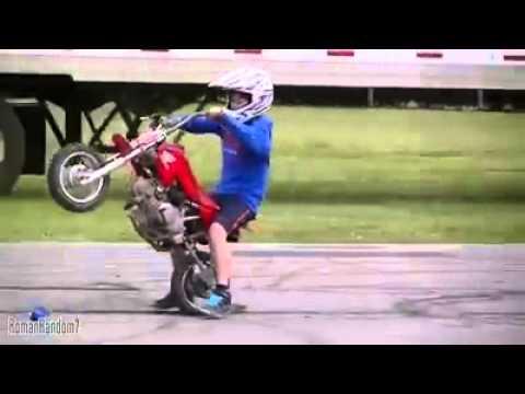 moto cross petit