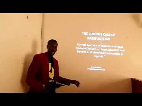 Barefoot Law at Law Via the Internet Conference 2014 Part 2
