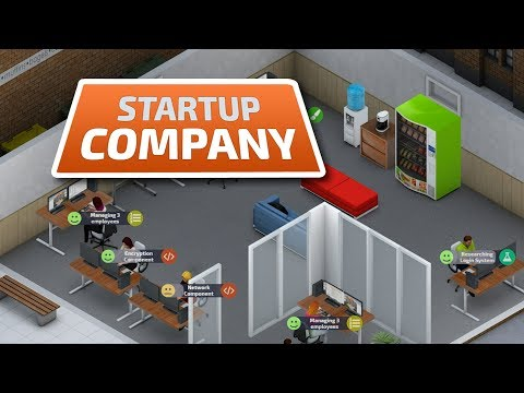 Starting Research and Office Remodeling! | Startup Company Gameplay Part 4