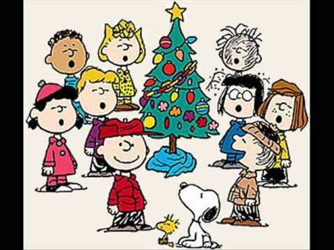 Christmas Carols - Christmas Time Is Here (Charlie Brown)