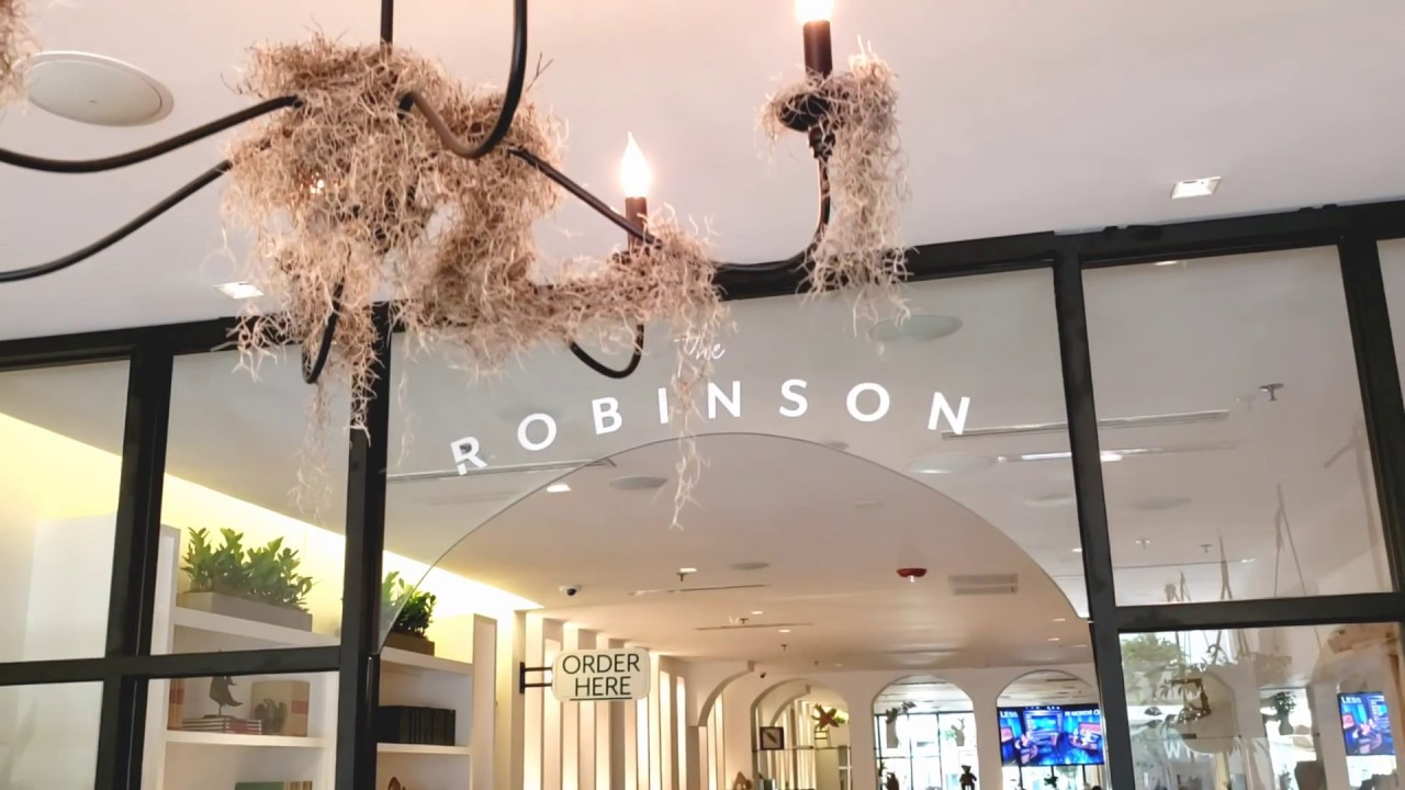the robinson room gets first floor coffee shop sister space downtown bungalower