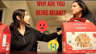 BEING MEAN TO MY GIRLFRIEND TO SEE HOW SHE WOULD REACT **SHE GETS MAD**