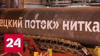 Смотреть видео Турецкий поток. Специальный репортаж Полины Крикун - Россия 24 онлайн
