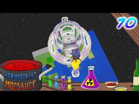 Minecraft Mods - ModSauce - TO MARS!!! ( Hermitcraft Modded Minecraft E70 )