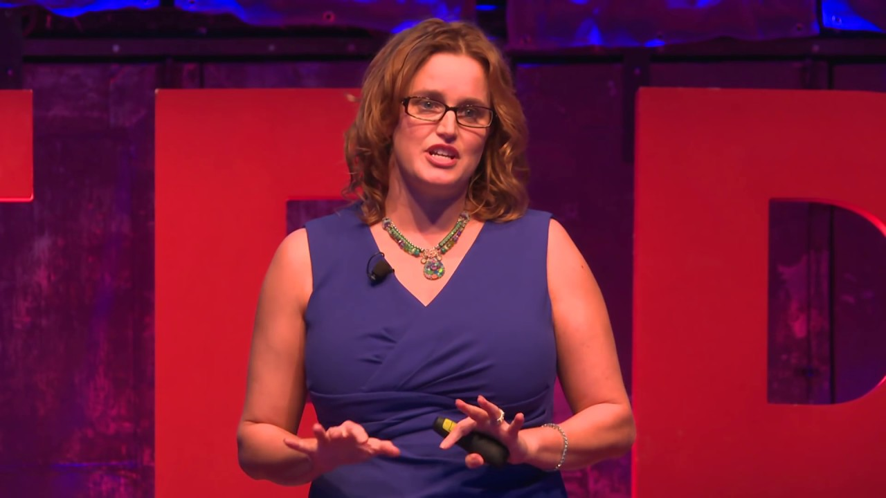 The Shocking Truth About Food Insecurity | Clancy Cash Harrison | TEDxWilmingtonWomen