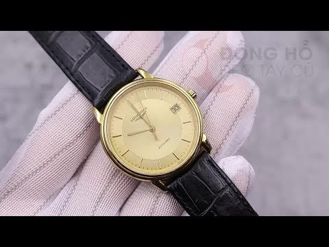 Đồng Hồ Cũ Longines La Grande Classique Mạ Vàng L4.678.2