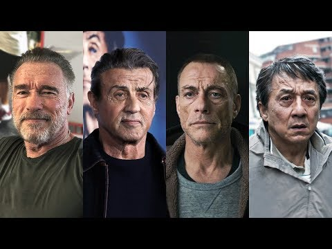 50 ACTION STARS ⭐ Then and Now | Real Name and Age