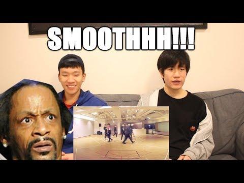 EXO (엑소) - 닿은 순간 (Ooh La La La) Dance Practice REACTION [WHY DID SM DELETE THIS???]
