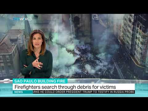 Sao Paulo fire raises questions of income inequality in Brazil