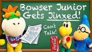 Sll Movie: Bowser Junior Gets Jinxed