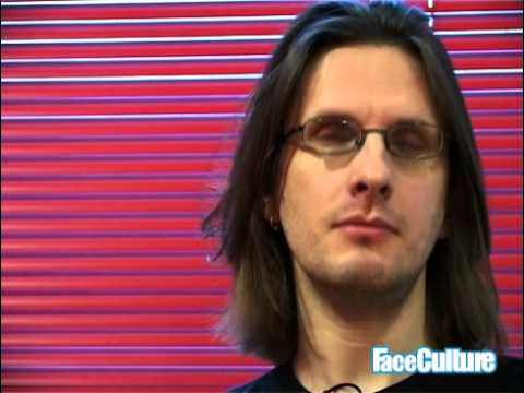 Porcupine Tree 2008 interview - Steven Wilson (part 1)
