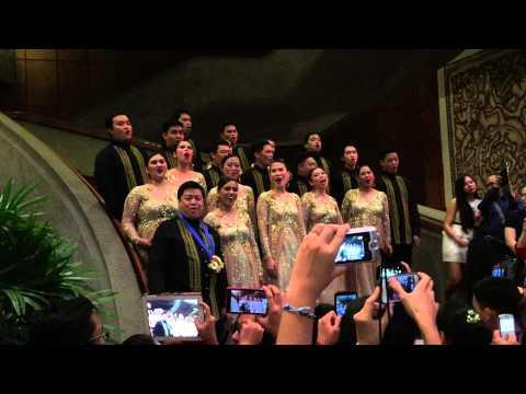 Jingle Bells -- Philippine Madrigal Singers