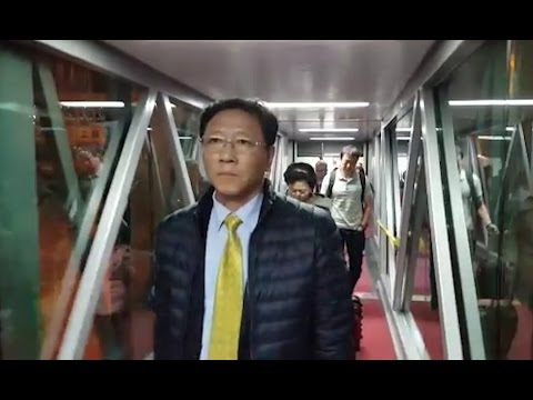 N. Korean envoy arrives in Beijing after expulsion