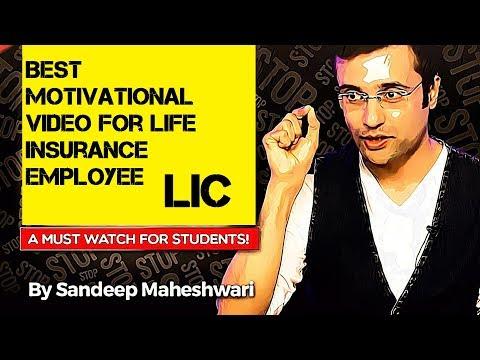 Best Motivational Video For Life Insurance Employee By Sandeep Maheshwari Hindi