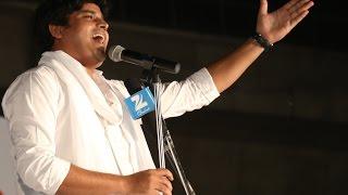 Imran Pratapgarhi's NAZM On JNU's Najeeb at Jamia Mushaira Full HD (Copyright)