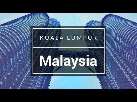 Kuala Lumpur Malaysia...Traveling Through Southeast Asia...My Life In Malaysia..Travel Vlog