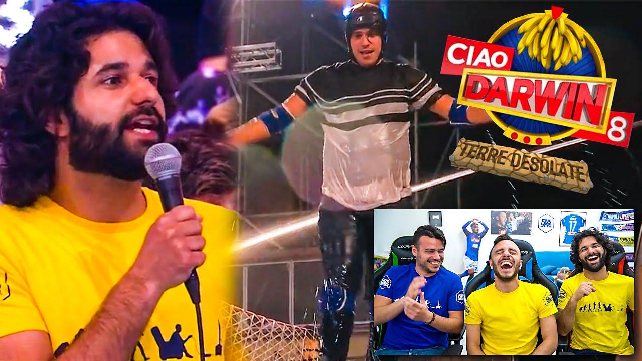 """REAZIONE A """"CIAO DARWIN"""" WEB vs TV CON MIRKO E MISTER!"""