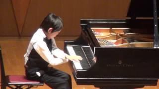 Bach: Invention No.13, Scarlatti: Sonata K.380, Grieg: Holberg Suite Op.40, Prelude