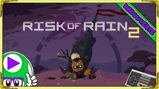 🏹 RISK OF RAIN 2 DÉCOUVERTE Feat TED ! [PC-FR-720P-60FPS]