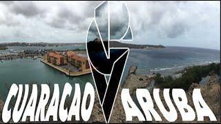 FINALE - ADVENTURE OF THE SEAS - ARUBA & CARACAO-BEUTIFUL SCENERY