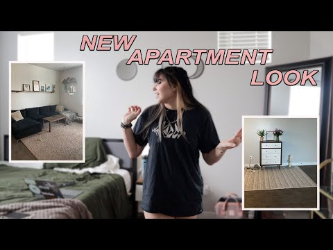 Apartment makeover for new vibes! (post breakup)
