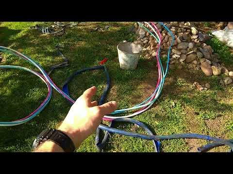 Как очистить алюминиевые провода
