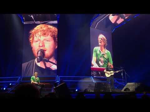 Ed Sheeran - How Would You Feel @ Atlanta, GA