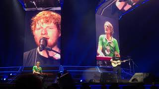 Ed Sheeran - How Would You Feel @ Atlanta, GA
