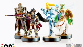 smash bros amiibo