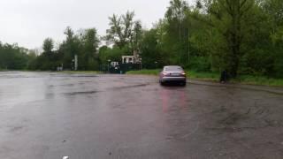 Audi a6 3.0tdi quatro drifting test