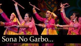 Gujarati Garba Songs - Sona No Garbo - Maniyaro Ayo Lya - Maniraj Barot