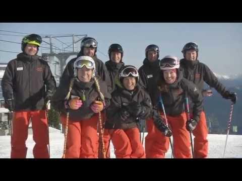 Whistler Blackcomb - Snow School - The CAMP