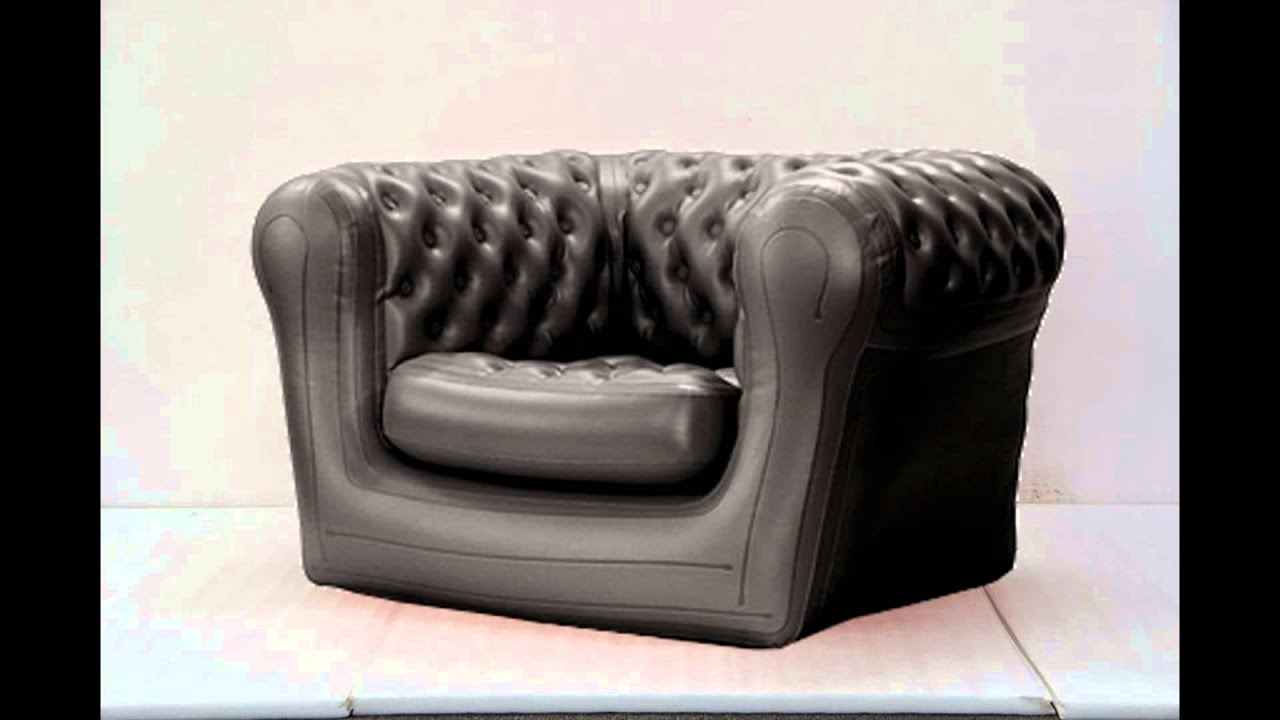 Canapé Chesterfield Gonflable Chesterfield Gonflable Inflatable Chesterfield Sofa