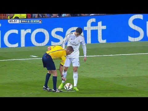 When Cristiano Ronaldo Is Too Unpredictable in Football