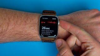 Apple Watch: ECG - Hands On!
