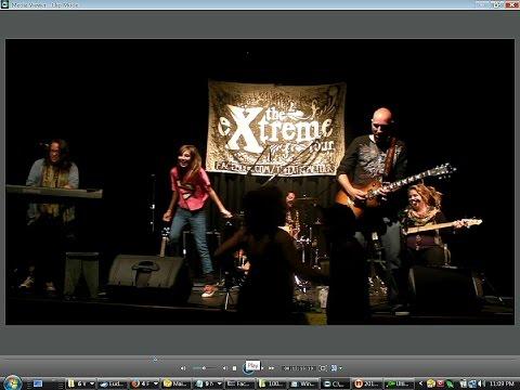 eXtreme Tours Haines, Alaska Concert, Chilkat Center 2014