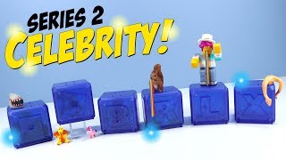 Roblox Celebrity Series 2 Mystery Boxes Opening Review