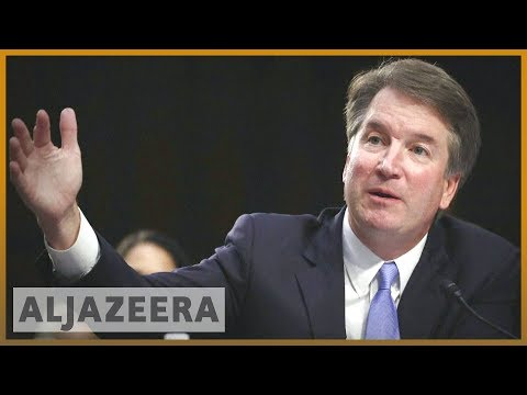 🇺🇸 Calls grow to delay Kavanaugh vote amid sex assault allegations   Al Jazeera English thumbnail