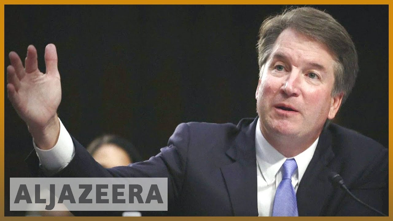 🇺🇸 Calls grow to delay Kavanaugh vote amid sex assault allegations | Al Jazeera English