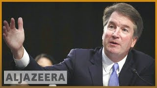 🇺🇸 Calls grow to delay Kavanaugh vote amid sex assault allegations | Al Jazeera English thumbnail