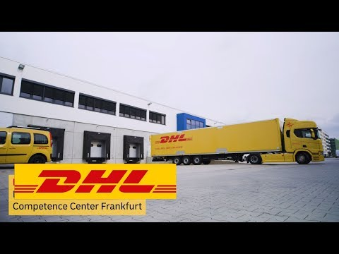 DHL Global Forwarding Frankfurt – GDP Compliant Cross Dock Warehouse