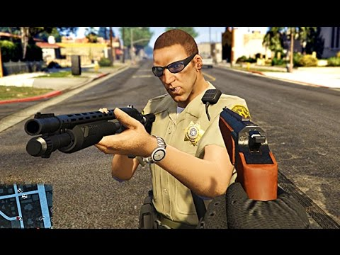 GTA 5 Crazy Life Compilation (Grand Theft Auto V Funny Moments #55)