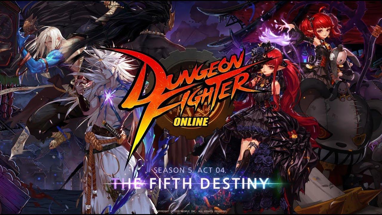 Season 5  Act 04  The Fifth Destiny